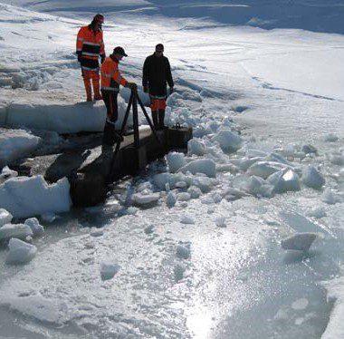 Midlertidig redusert minstevannføringsslipp fra dam Fundin til Einunna