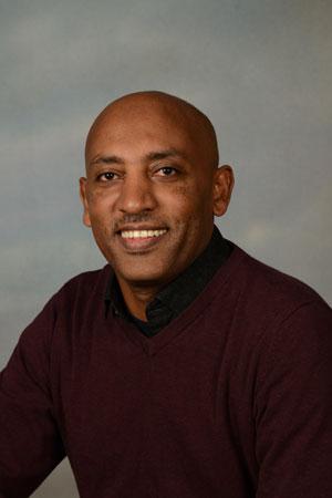Solomon Gebre : Hydrolog