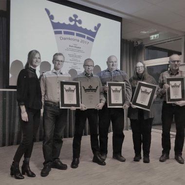 GLB er tildelt NNCOLD sin hederspris for 2017